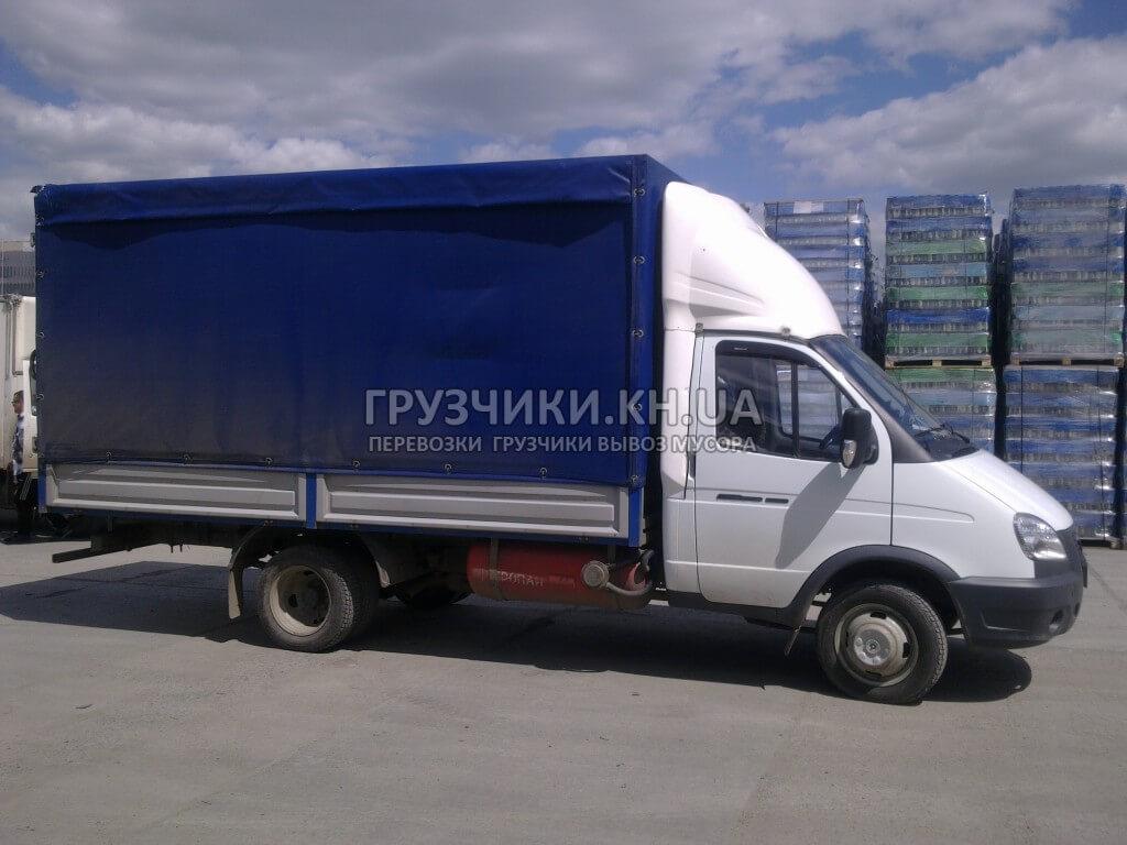 Грузовое такси и грузчики в Харькове