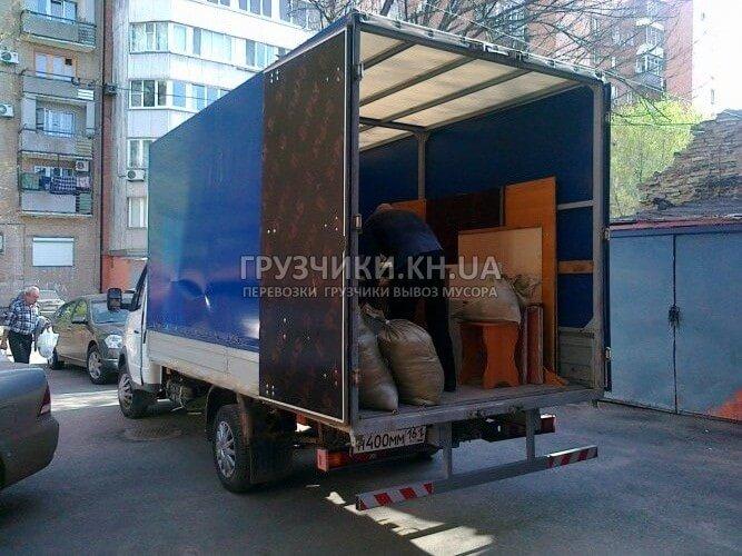Перевозка грузов в Харькове