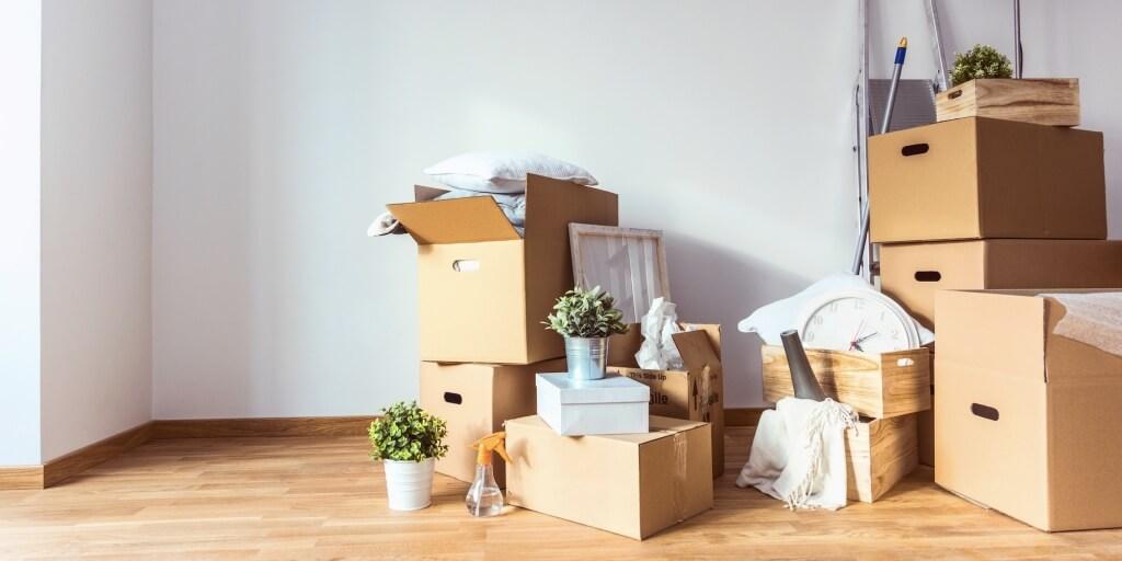 как собрать вещи при переезде