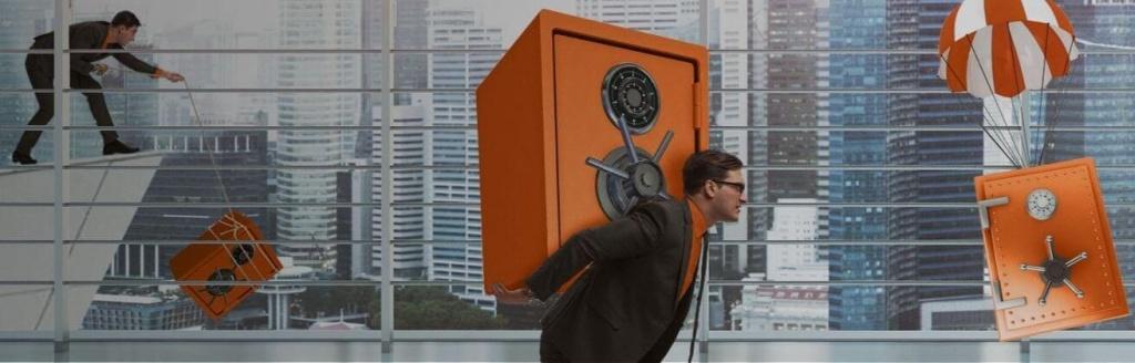 такелаж сейфов и банкоматов