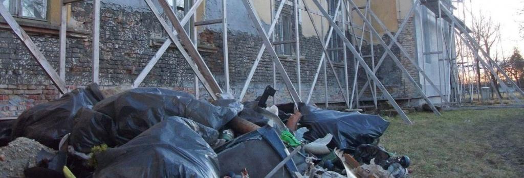 вывоз строительного мусора самостоятельно
