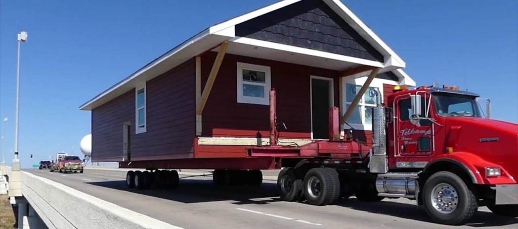 Как выбрать транспорт для переезда