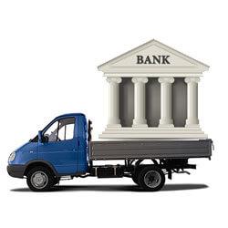банковский переезд