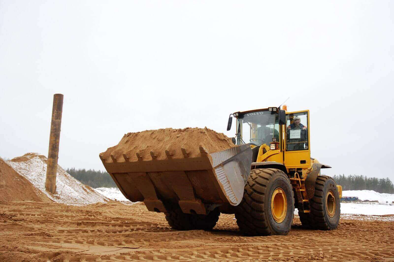 Какой бывает песок